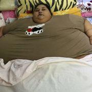 Trotz 300 Kilo Gewichtsverlust! Dickste Frau der Welt ist tot (Foto)