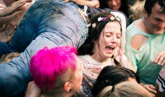 Antonia Schneider (Jella Haase) war bei der Katastrophe von Duisburg dabei. (Foto)