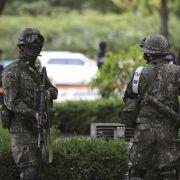 USA bereit für Angriff - Stoppt ein Killerkommando den Diktator? (Foto)