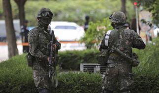 Soll ein Killerkommando Kim Jong Un töten? (Foto)