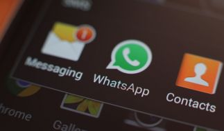 Ein neuer WhatsApp-Kettenbrief ist im Umlauf. (Foto)