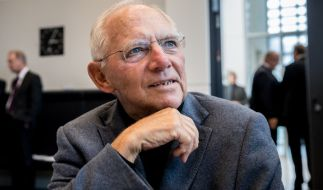 finanzminister wolfgang schuble soll bundestagsprsident werden foto - Wolfgang Schauble Lebenslauf
