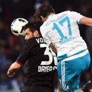 FC Schalke 04 und Bayer Leverkusen trennen sich 1:1 (Foto)