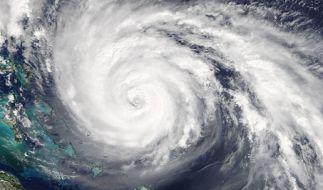 """Bekommt Deutschland die Auswirkungen von Tropensturm """"Maria"""" bald auch zu spüren? (Foto)"""