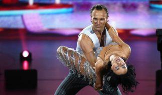 """Schon bei """"Dance Dance Dance"""" zeigte Mimi Fiedler, was sie hatte - damals noch mit ihrem Bernhard Bettermann. (Foto)"""