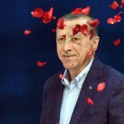 Türkei-Präsident soll den Friedensnobelpreis erhalten (Foto)