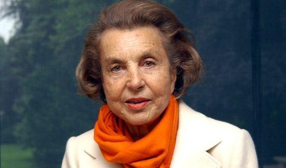 Liliane Bettencourt, Unternehmerin (21.10.1922 - 21.09.2017)