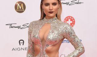 """Sophia Thomalla hat sich, wie Mutter Simone Thomalla auch, nackt im """"Playboy"""" ablichten lassen. (Foto)"""
