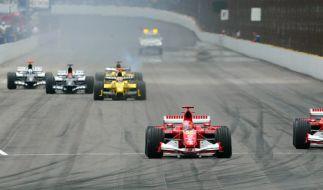 Formel 1 Malaysia GP 2017 wird bei RTL und Sky übertragen. (Foto)