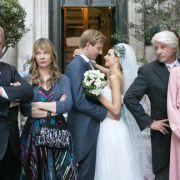 So wundervoll war die echte Hochzeit der Italienerin (Foto)