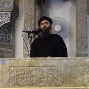 Audiobotschaft veröffentlicht! Ist IS-Boss al-Baghdadi doch nicht tot? (Foto)
