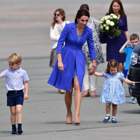 Herzogin Kate verrät den Baby-Namen! (Foto)