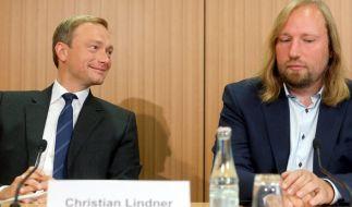 Sind sich FDP und Grüne schon einige in der Koalitionsfrage? (Foto)