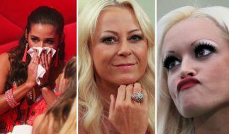 Promis wie Sarah Lombardi, Jenny Elvers und Daniela Katzenberger schockten in der vergangenen Woche mit intimen Geständnissen. (Foto)