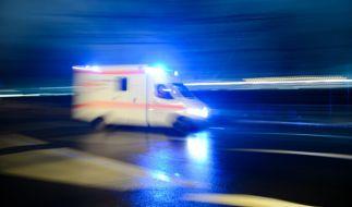 In Amiens gab es zahlreiche Verletzte, nachdem eine Fußball-Tribüne eingestürzt ist. (Symbolbild) (Foto)