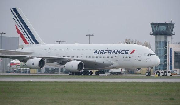 Flug AF066 von Paris nach Los Angeles