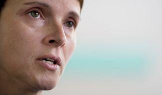 Frauke Petry ist aus der AfD ausgetreten. (Foto)