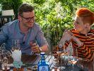 """Arne Anker und Meta Hiltebrand bei """"Das perfekte Profi Dinner"""" auf Vox. (Foto)"""