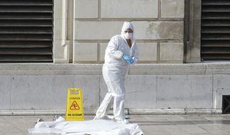Bei einer Messerattacke in Marseille wurden zwei Frauen getötet. Der IS bekannte sich zum Anschlag. (Foto)
