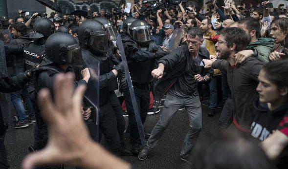 Referendum über Unabhängigkeit Kataloniens