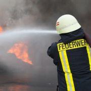Wohnhaus-Brand mit 4 Toten im Elsass - Zigarette als Brandursache (Foto)