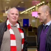 Verplappert! Hoeneß verrät neuen Bayern-Trainer (Foto)