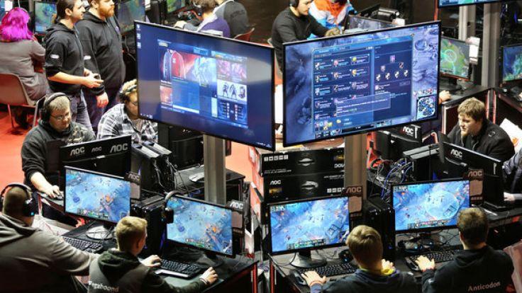 eSports wird auch in Deutschland finanziell immer lukrativer.