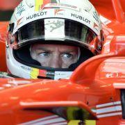 Vettel nur Rang zwei! Hamilton rast mit Rundenrekord zu Japan-Pole (Foto)