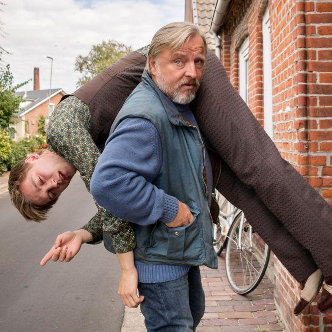 Axel Prahl und Jonas Nay als knorriges Vater-Sohn-Gespann (Foto)