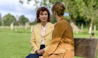 "Carmen-Dorothé Moll als Astrid Westkamp bei ""Sturm der Liebe"". (Foto)"