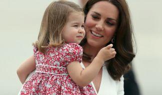 Wird Kate Middleton Promi-Mutter des Jahres? (Foto)
