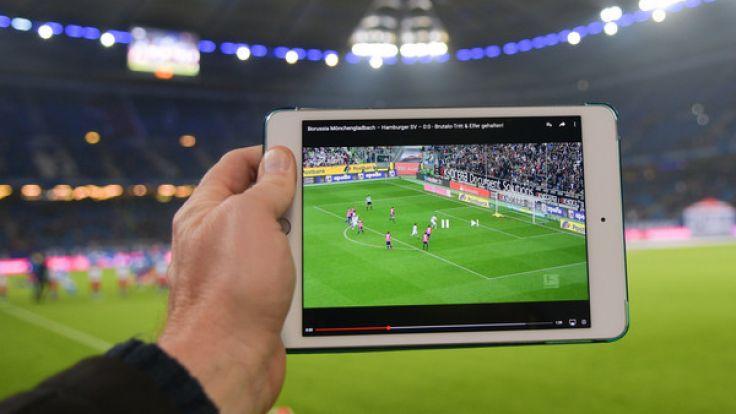 DAZN hat sich für die kommenden drei Spielzeiten die Übertragungsrechte der Fußball-Europa-League gesichert. (Foto)