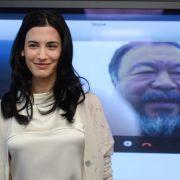 So glücklich ist sie mit ihrem Top-Banker Alexander Dibelius (Foto)