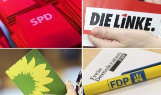 Der Kampf um die politische Mitte ist härter geworden. (Foto)