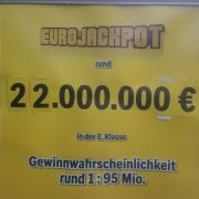 Eurojackpot 13.10.17