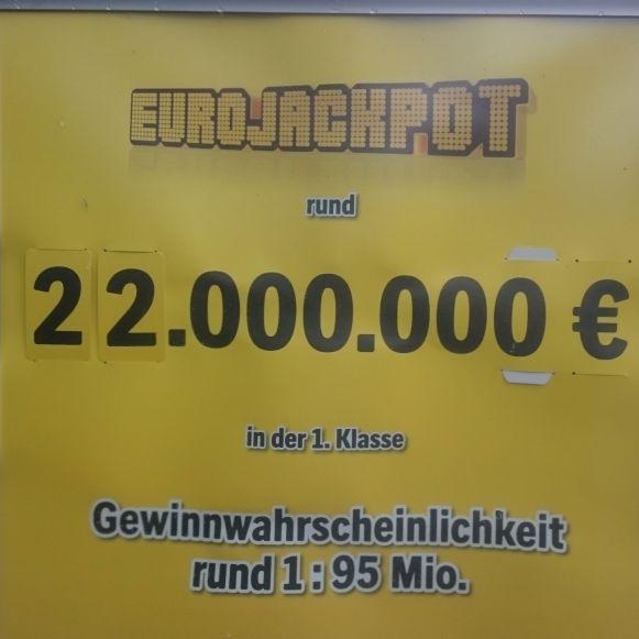 Die Eurolotto-Zahlen und aktuellen Quoten (Foto)