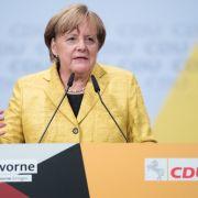 Klare Kante! Angela Merkel will die Jamaika-Koalition (Foto)