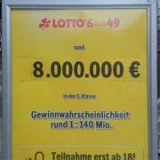 """Alle Gewinnzahlen vom """"Lotto am Samstag"""" und Quoten hier (Foto)"""