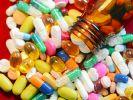 Eigenbehandlung mit Tabletten