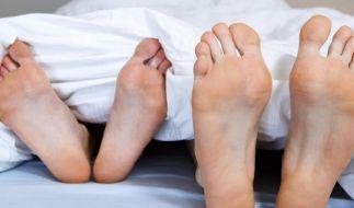 In Deutschlands Schlafzimmern gibt es mehr Lust als Frust. (Foto)