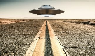 Ein neues Video soll angeblich die Existenz von Aliens beweisen. (Foto)