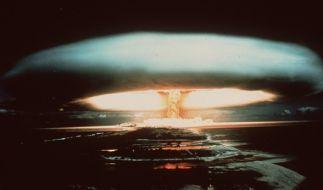 Die Russen wollten eine Atombombe auf dem Mond zünden. (Foto)