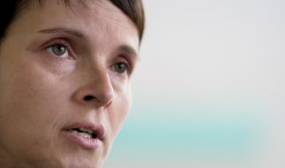 Frauke Petry will eine neue Partei gründen. (Foto)