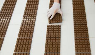 Wegen fehlender Kennzeichnung wurde bei Penny Bio-Zartbitterschokolade zurückgerufen. (Foto)