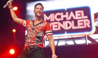 Michael Wendler geht 2018 wieder auf Tour. (Foto)