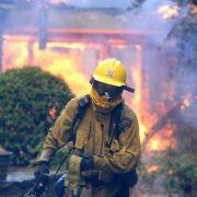 Tragisch! Hundertjähriger und Ehefrau sterben bei Waldbrand (Foto)