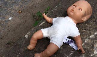 Gemeinsam mit ihrem Lebenspartner tötete eine Frau ihren dreijährigen Sohn. (Foto)