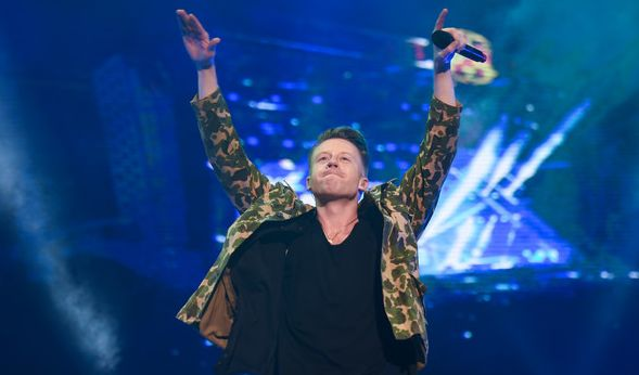 Macklemore-Tour 2018 in Deutschland