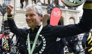 Thorsten Schröder ist bekannt als Nachrichtensprecher im Fernsehen. (Foto)