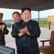 Beweise gefunden! Bereitet Nordkorea Raketentest vor? (Foto)